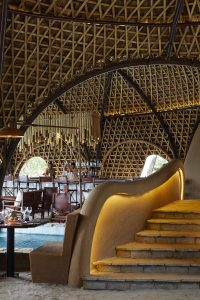 For thrill seekers: Wild Coast Tented Lodge (Yala National Park, Sri Lanka)
