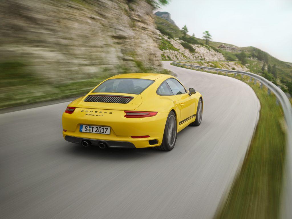Porsche Carrera - Cars to Crave