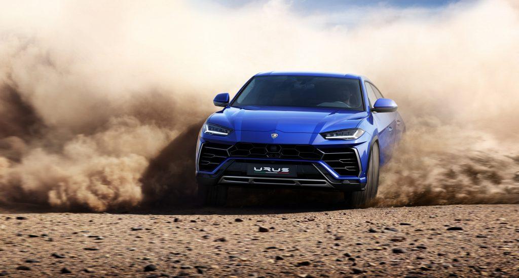 Lamborghini Urus - Cars to Crave