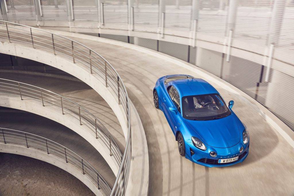 Alpine 110 - Cars to Crave
