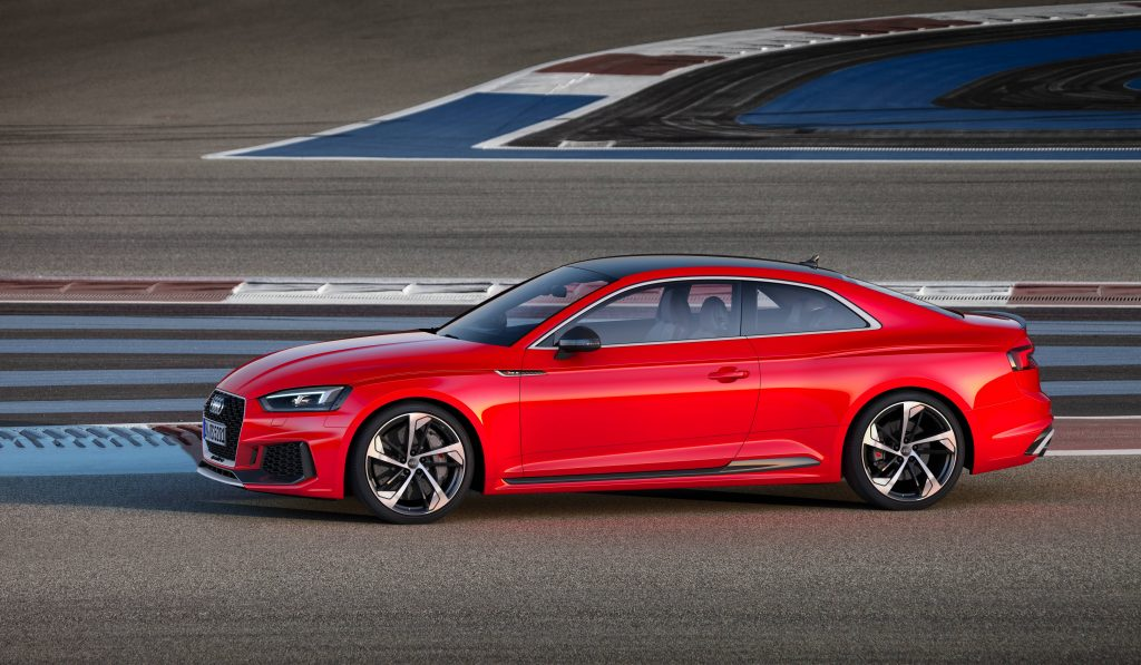 Audi RS5 - Cars to Crave
