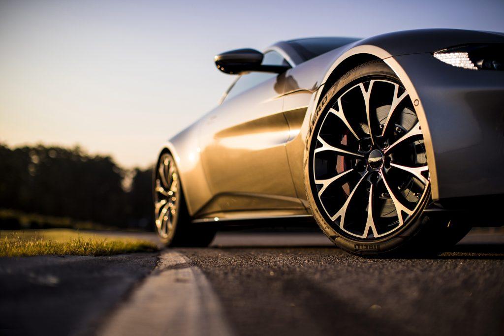 Aston Martin Vantage Tungsten - Cars to Crave