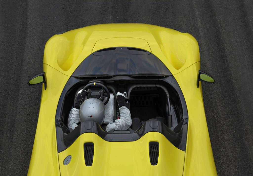 Dallara Stradale - Cars to Crave