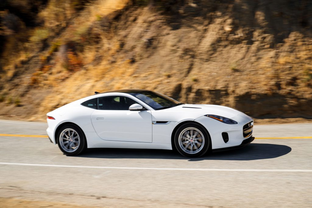 Jaguar F-Type 2.0 - Cars to Crave
