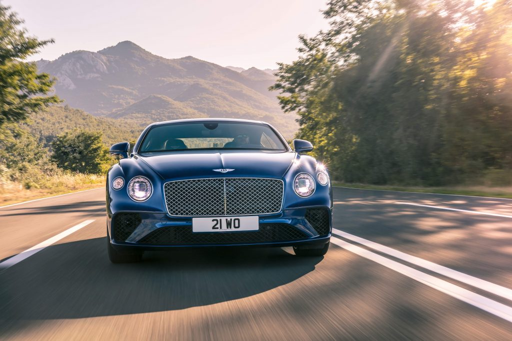 Bentley Continental GT - Cars to Crave