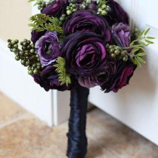 Violet Bouquet.