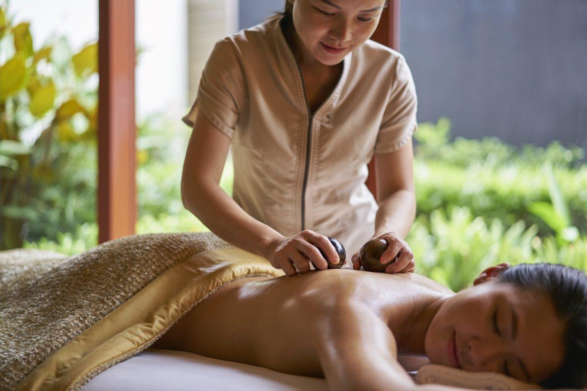 5 benefits of the new Kundalini Massage offered at Capella Singapore's Auriga spa