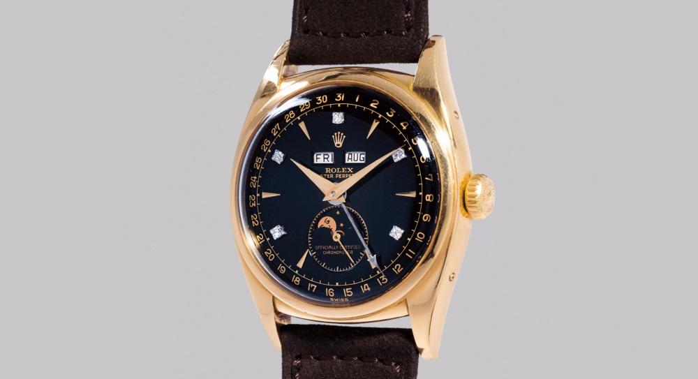 Bao Dai Rolex Ref. 6062