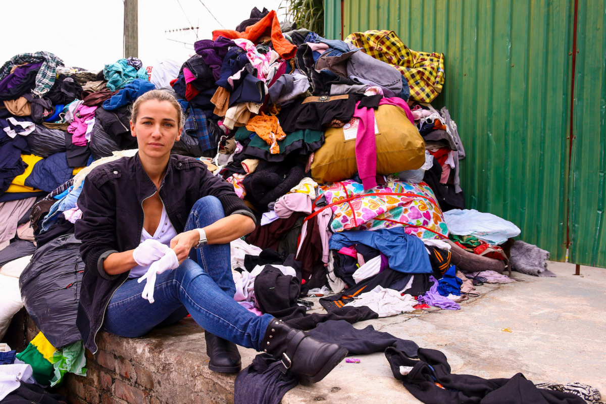Be a Shopaholic – Without Creating Clothing Waste
