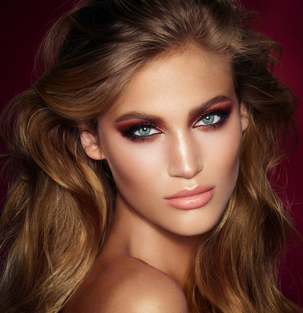 The Dolce Vita - One of 10 Official Looks in the Charlotte Tilbury Makeup Wardrobe