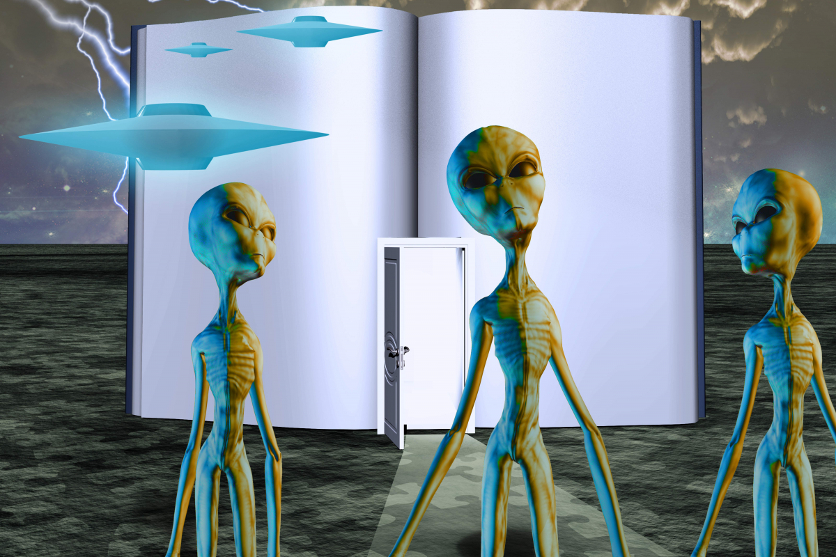 Does Science Fiction Make You Read Stupidly?