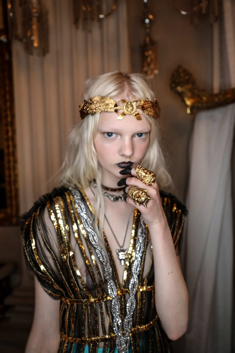 Alessandro Michele Takes Gucci Into The Future Prestige