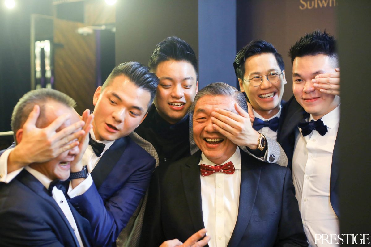 Glam Rock: Everything That Happened At The Prestige KL Ball 2017