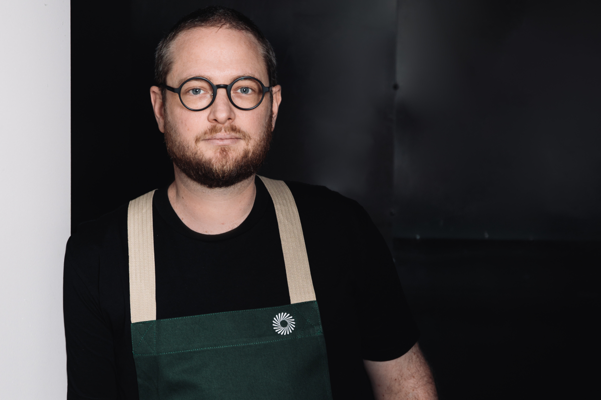 Meet Blackwattle's chef Clayton Wells