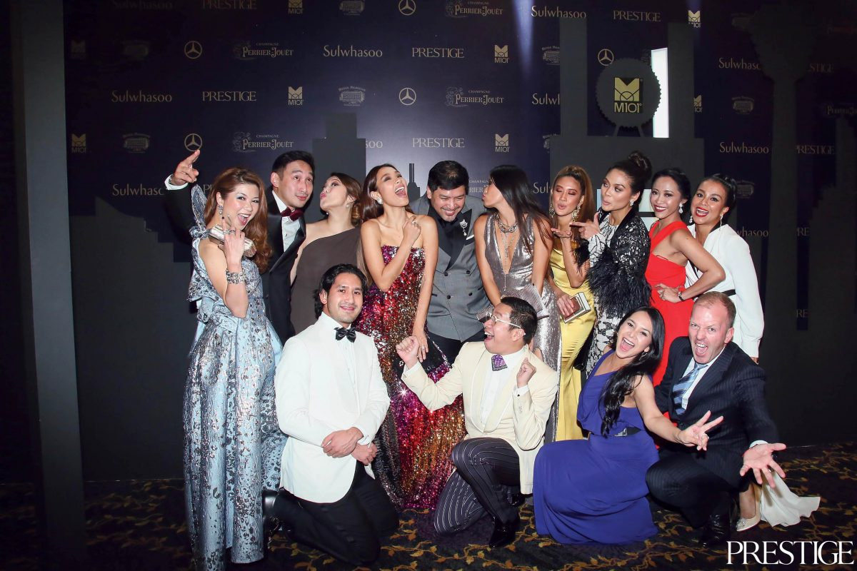 An overview of the annual Prestige KL society ball