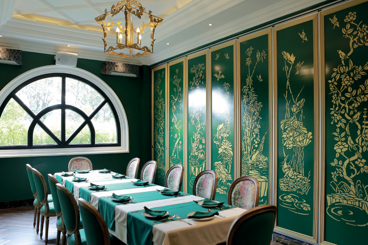 Eastern Opulence, the Latest Indonesian Fine-dining Restaurant