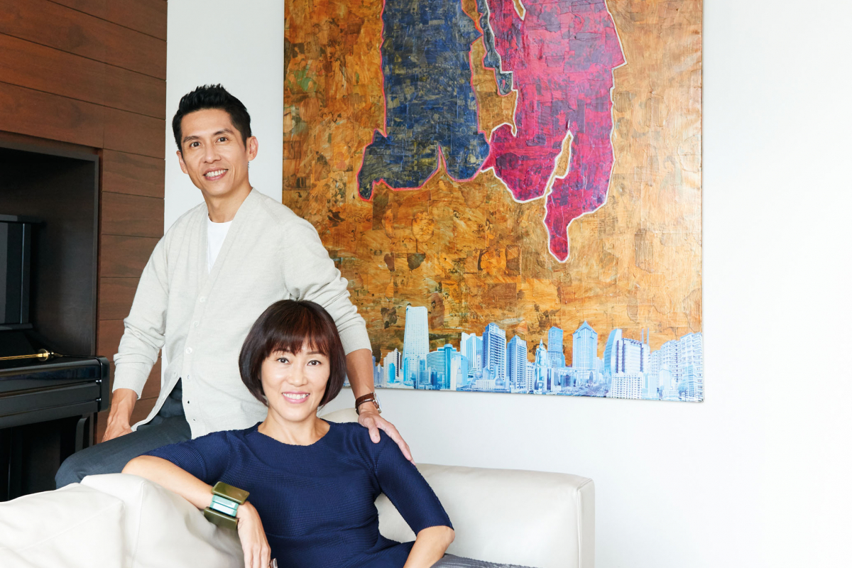 The New Art Patrons: Stephen Ng and Chang Siok Eng only buy art as a couple (2of4)