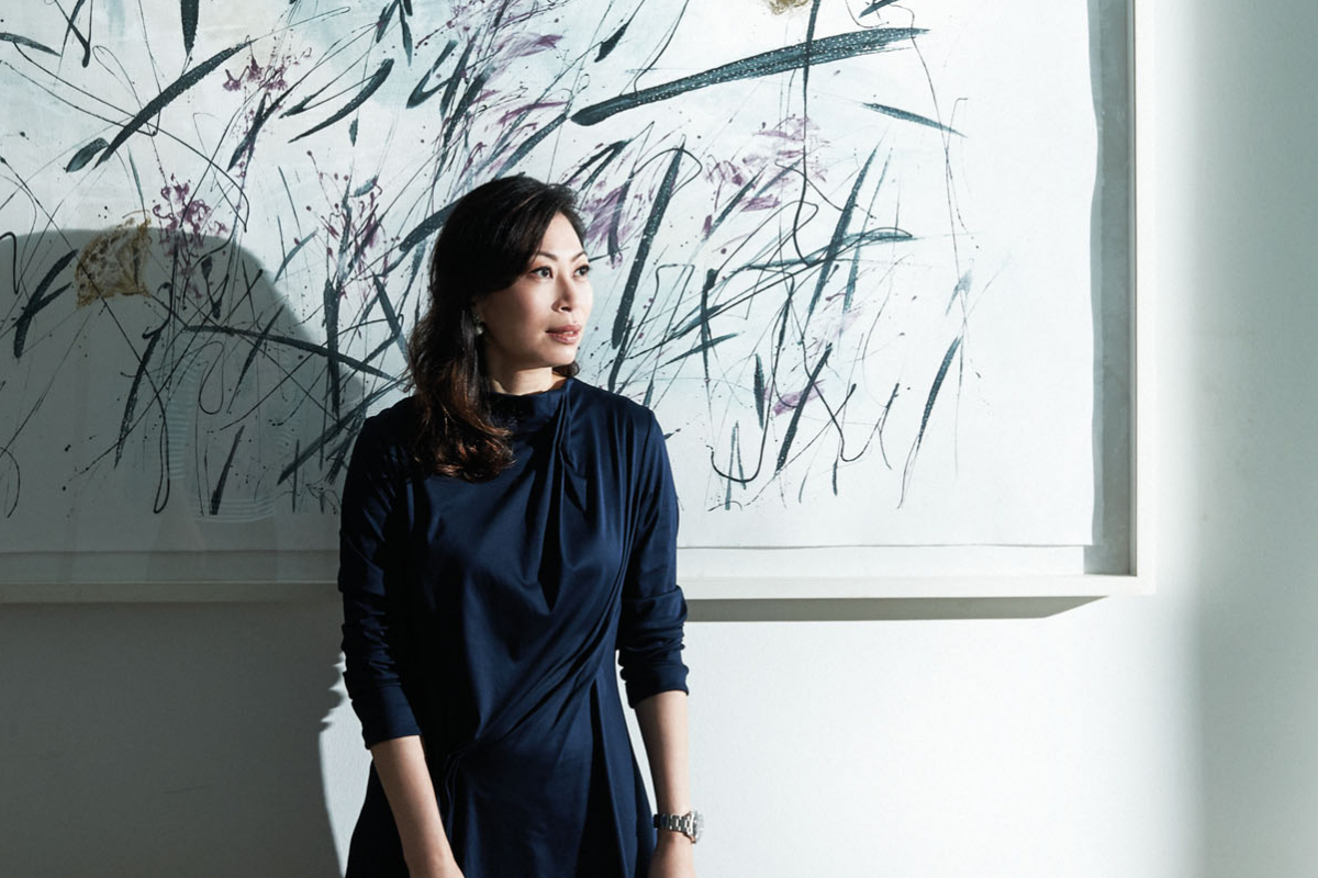 The New Art Patrons: Ann Mui Ling doesn't see art as investment (3of4)