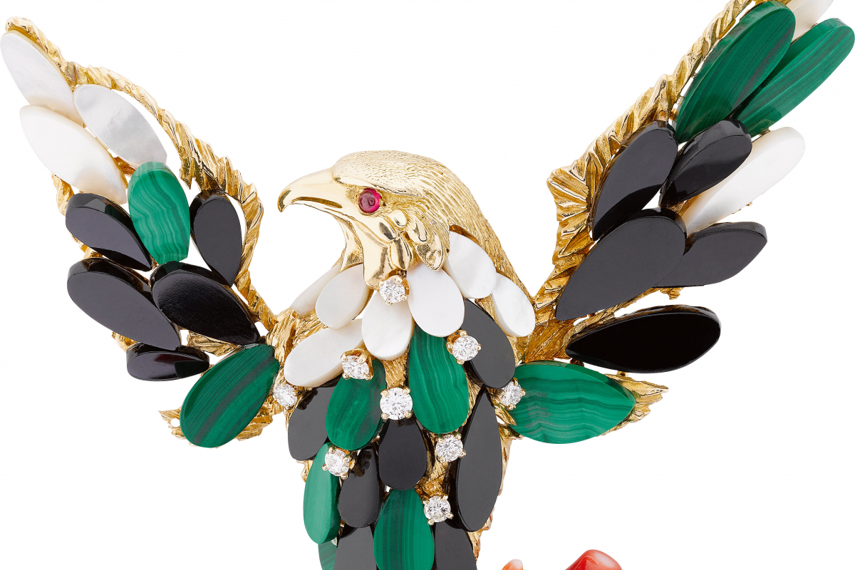 Take A Seat With Van Cleef & Arpels' International Director of the Heritage Collection, Nicolas Luchsinger