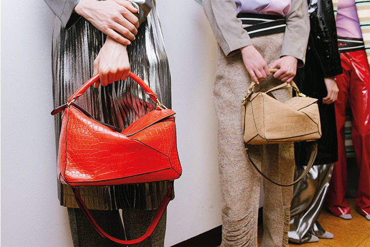 4 Puzzling Predicaments In Which To Wear The Loewe Puzzle