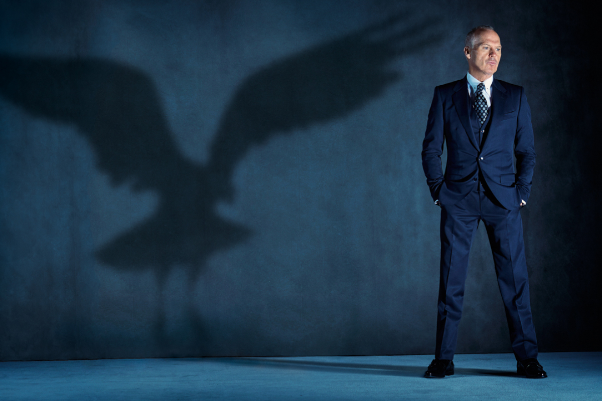MICHAEL KEATON: HERO SHOT