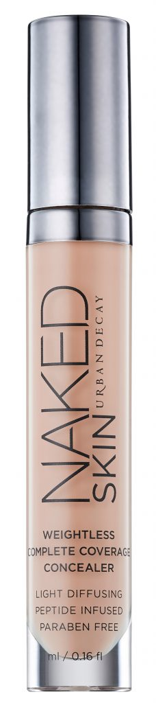 Concealer URBAN DECAY NAKED SKIN WEIGHTLESS COMPLETE COVERAGE CONCEALER Prestige Beauty Spa Awards
