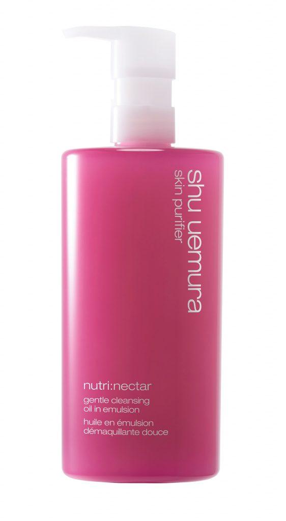 Make-up remover SHU UEMURA NUTRI:NECTAR GENTLE CLEANSING OIL IN EMULSION Prestige Beauty Spa Awards