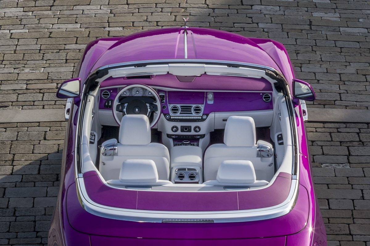 Unbelievably Bespoke: Rolls-Royce rolls out a string of customised cars