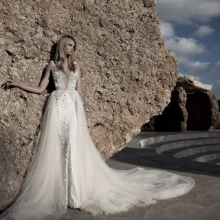 Idan Cohen, available at Lovefayette Bridal Room