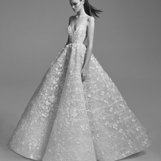 Alex Perry Bride, available at Moda Operandi