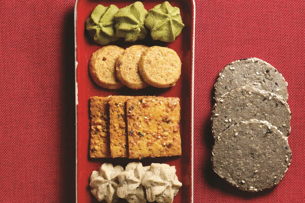 Savour this: Not your typical sweet cookies for CNY