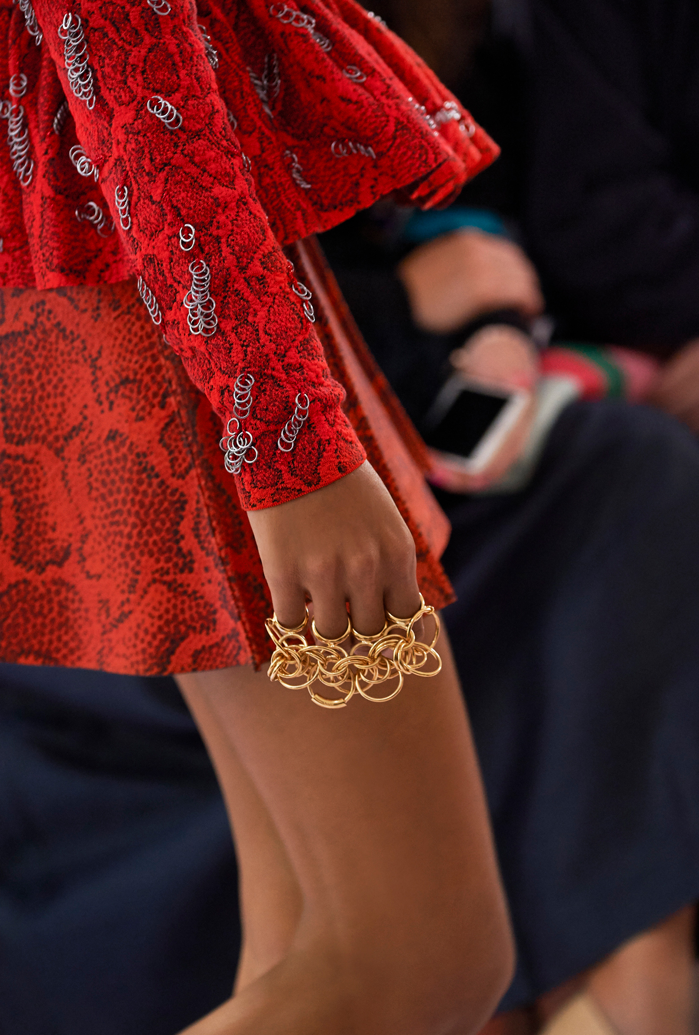 Natacha Ramsay-Levi for Chloé rings SS18 Prestige Heritage Fashion