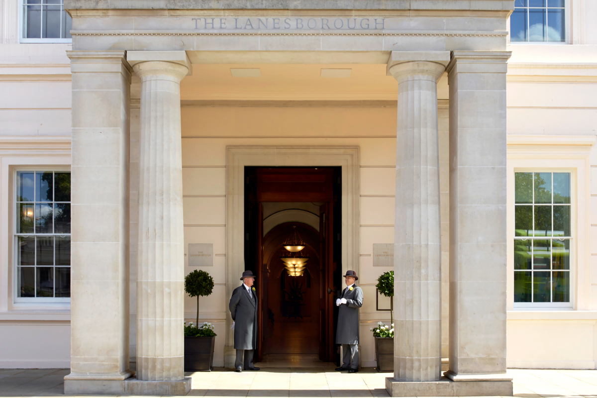 Uncover the secrets of London's refurbished Lanesborough Hotel