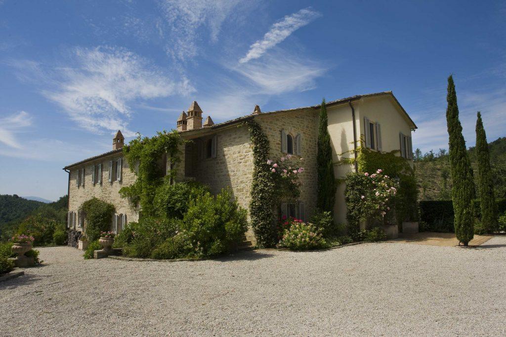 Villa Co di Casle, Umbria