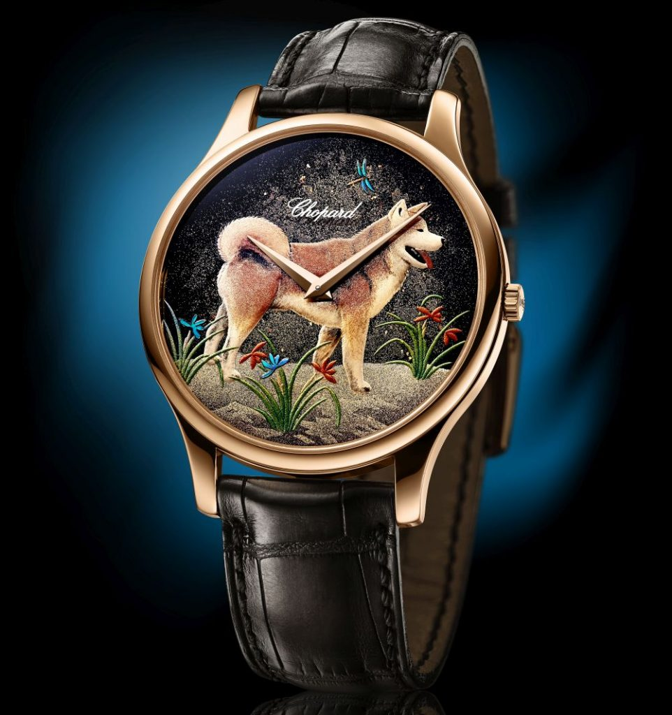 yearofthedogwatches dog timepiece year report of best the robb bob watches celebrate chopard that