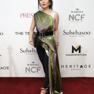 Susan Santoso in Dries Van Noten