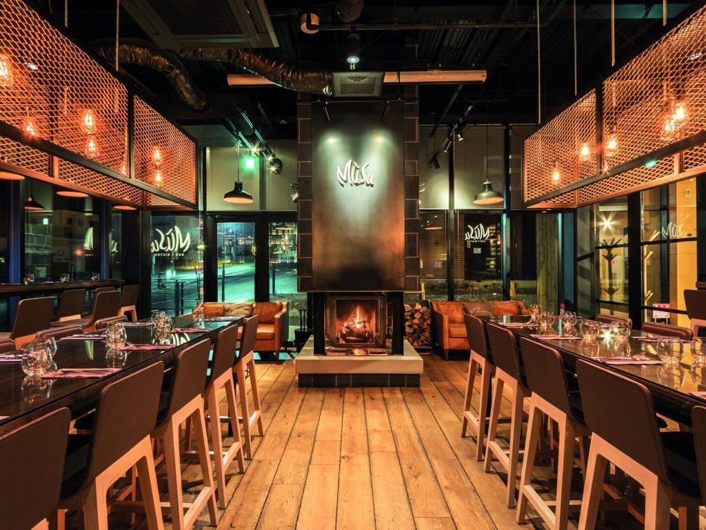 Muzu Restaurant And Bar