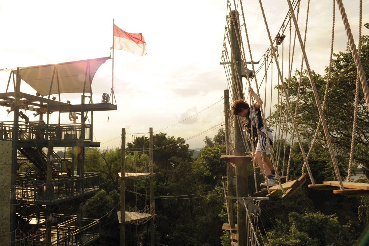 What to do from dawn till dusk at Sentosa