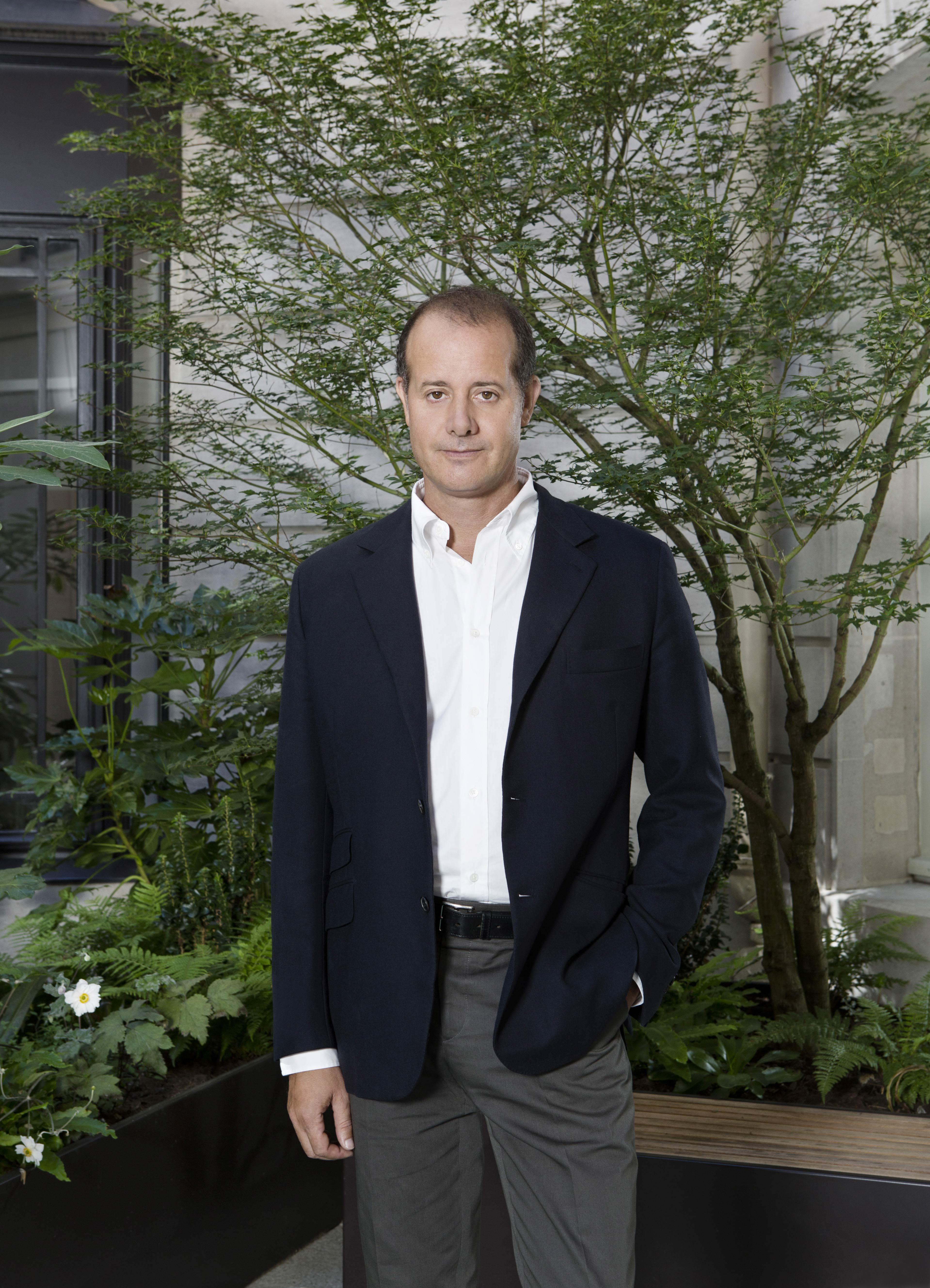 Hermès Prince's Building boutique Prestige