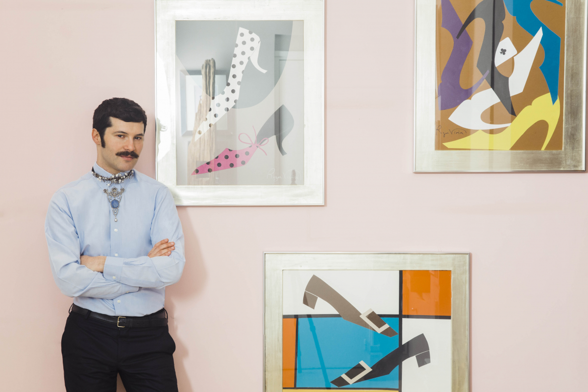 New Designer To Know: Gherardo Felloni