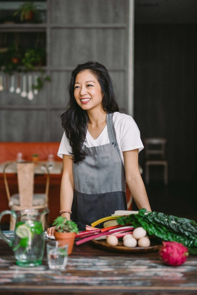 Peggy Chan - Grassroots Pantry
