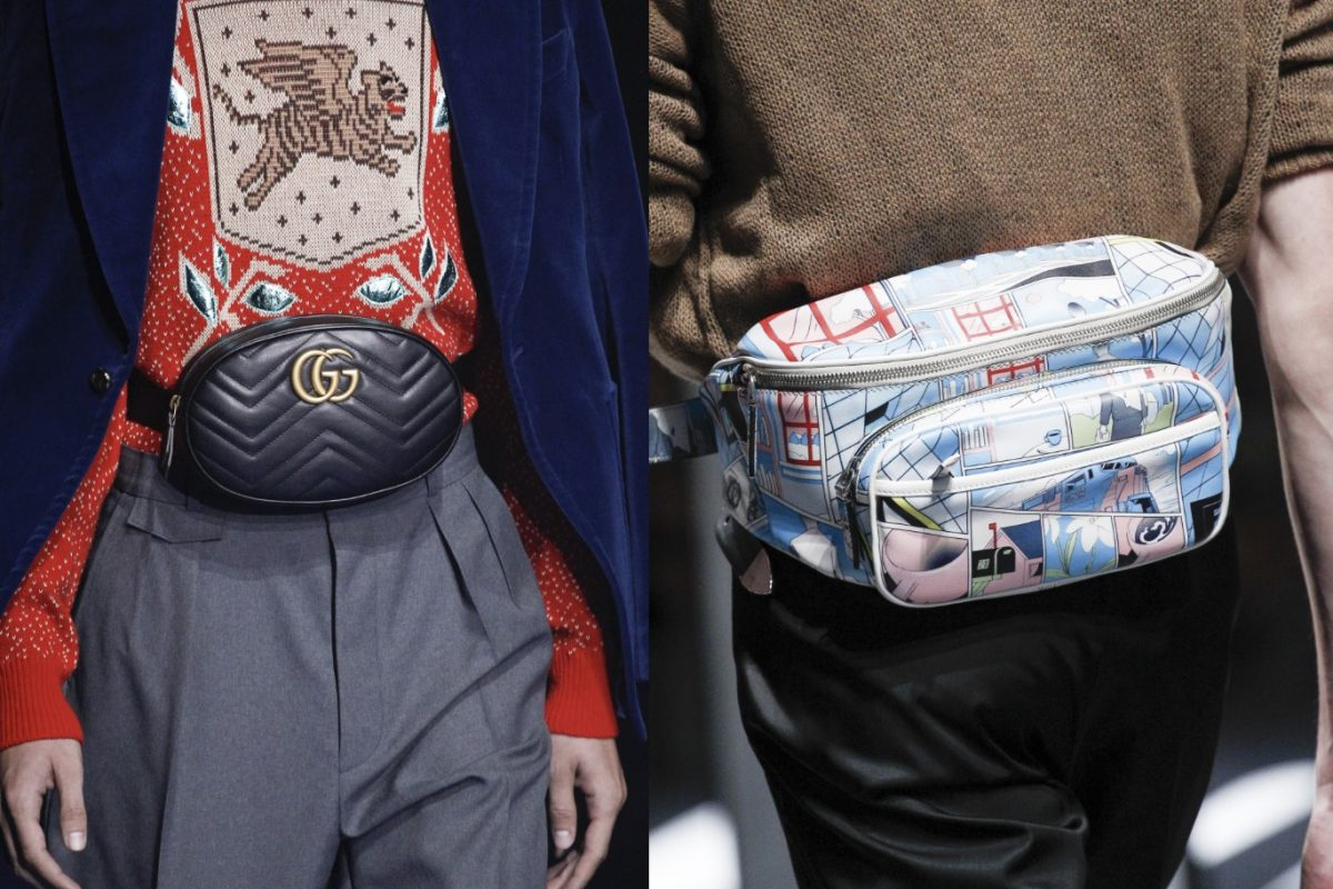 Fanny Packs are Spring's Must-have Accessory