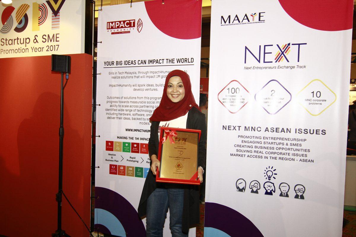 IWD SPECIAL: Girls in Tech's Nadira Mohd Yusoff