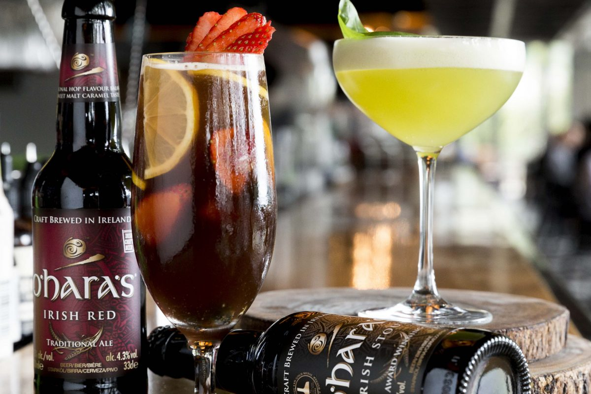 Irish-inspired cocktails to try on St. Patrick's Day