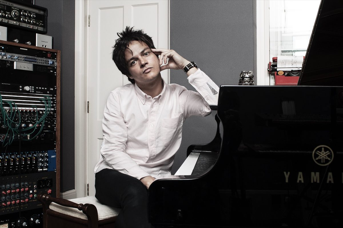 Sing Jazz: 5 Minutes with Jamie Cullum