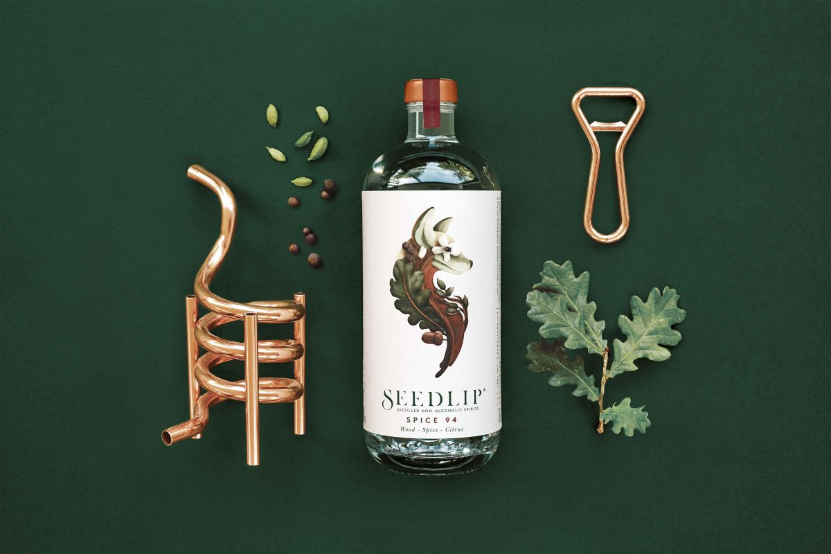Go Alcohol-Free with Seedlip