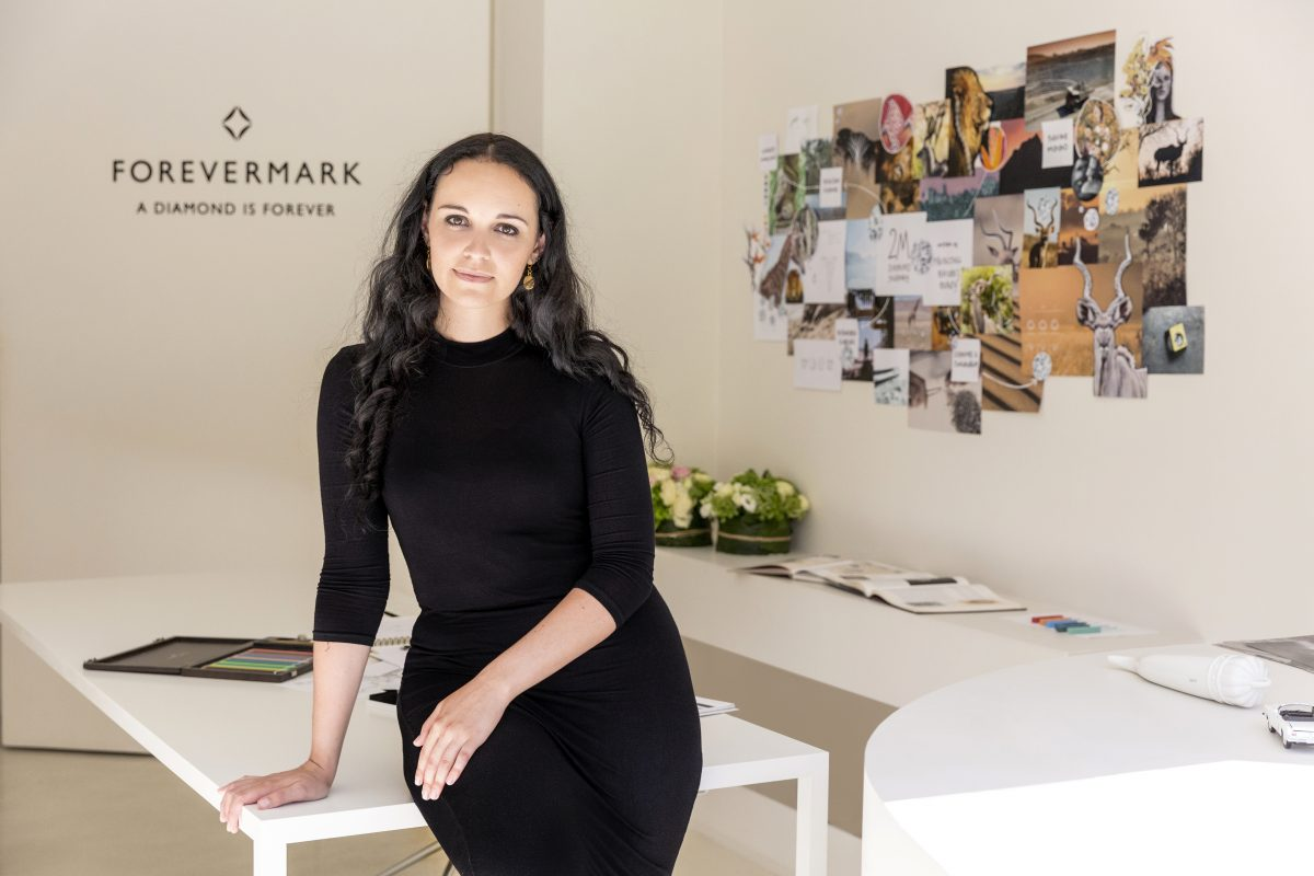 Who is the force behind Forevermark's Force of Nature?