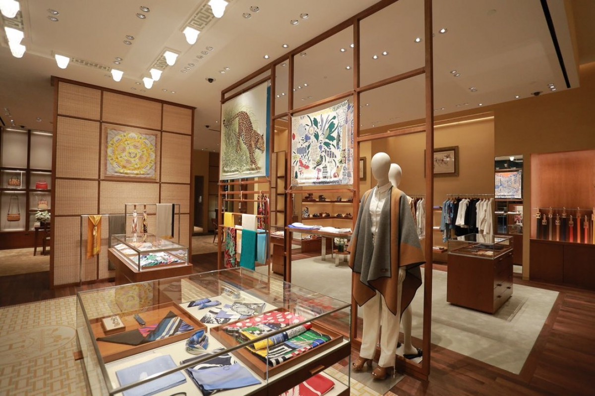 NEW HERITAGE: Hermès at Pacific Place Jakarta Re-opens