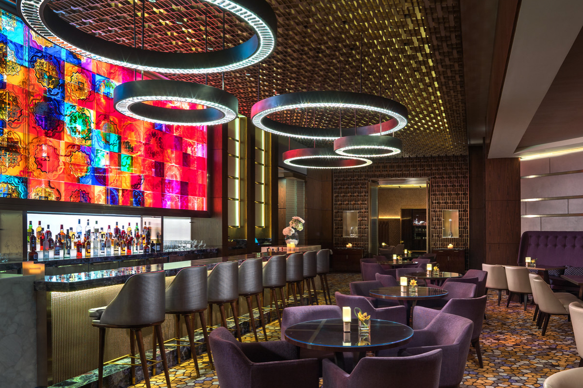 澳門 St. Regis瑞吉酒店內的瑞吉酒吧全新推出「紐約、紐約」之夜