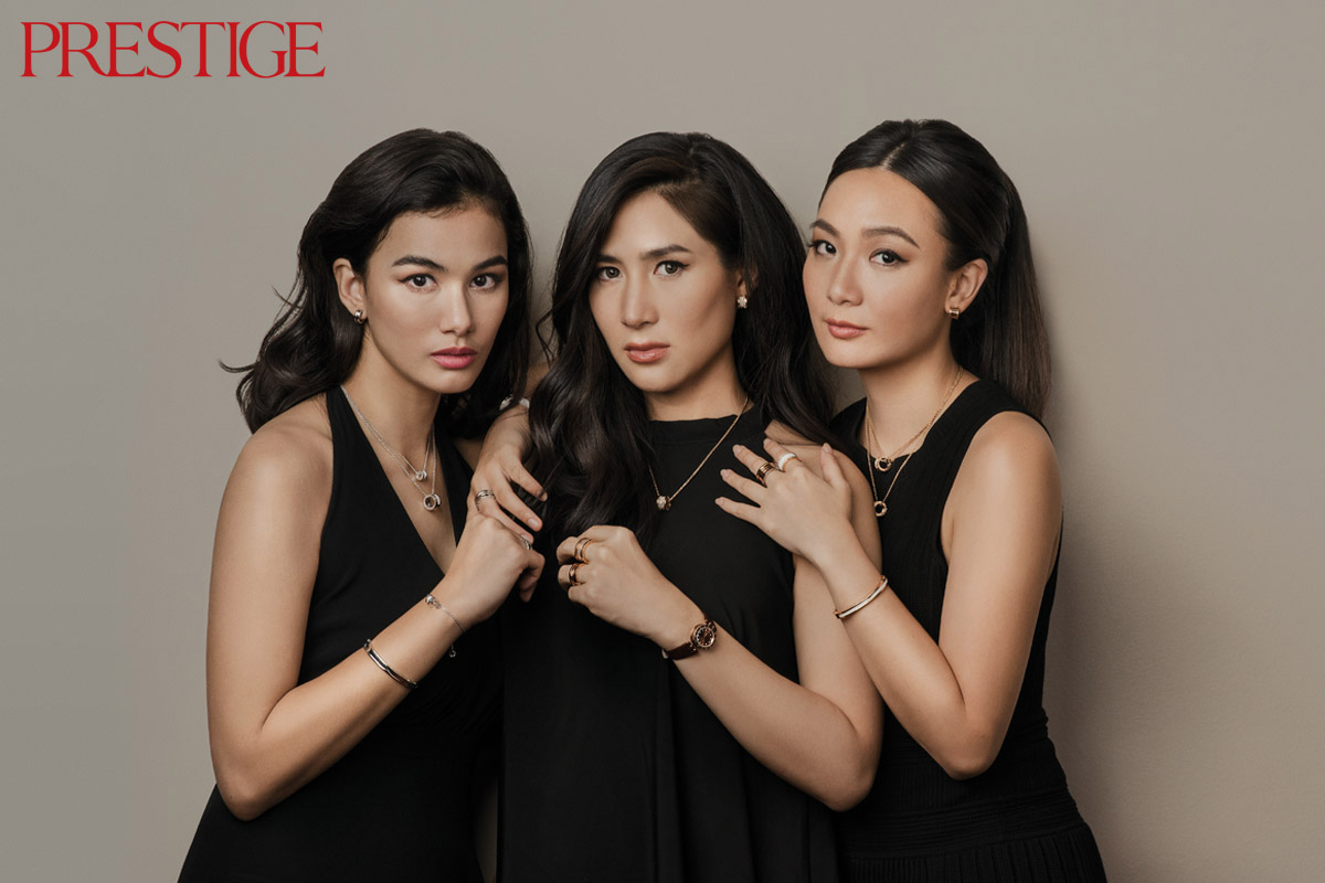BTS: Breaking the Rules with Bvlgari